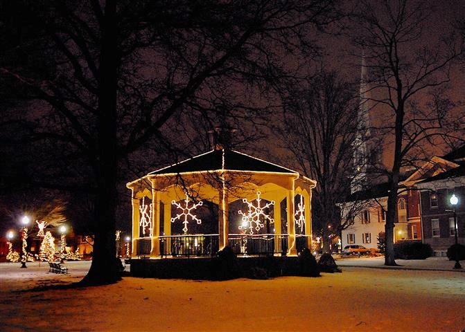 Gazebo Christmas (Small)