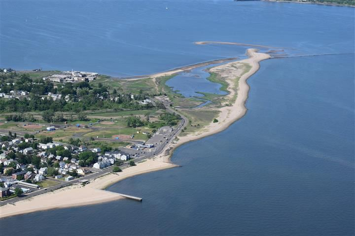 West Haven Sandy Point and Shoreline Geoffrey Steadman (Small)