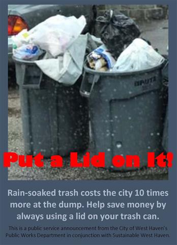 Trash Poster PSA (Small)