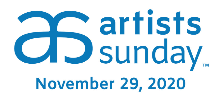 Artists Sunday Logo (Small)