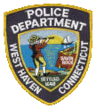 West Haven Police Department Patch