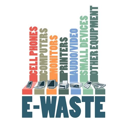 E-Waste Drop-off