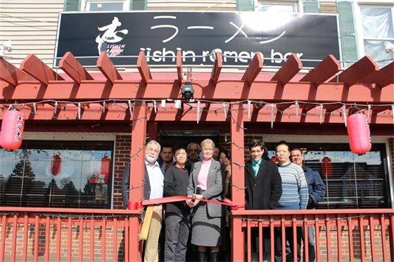 City's first ramen restaurant opens on Captain Thomas Blvd.