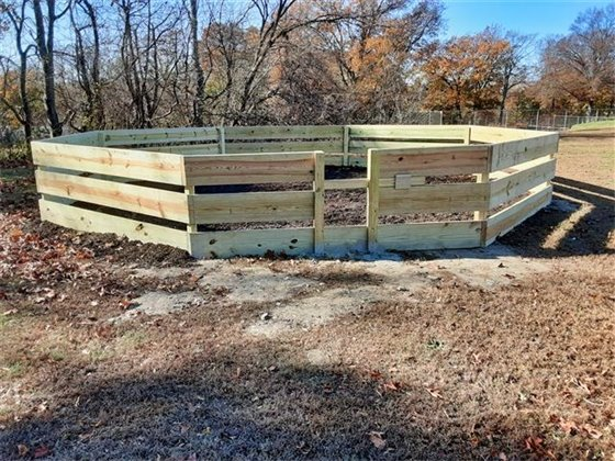 Lowe's gives back again, builds West Haven's 1st gaga pit