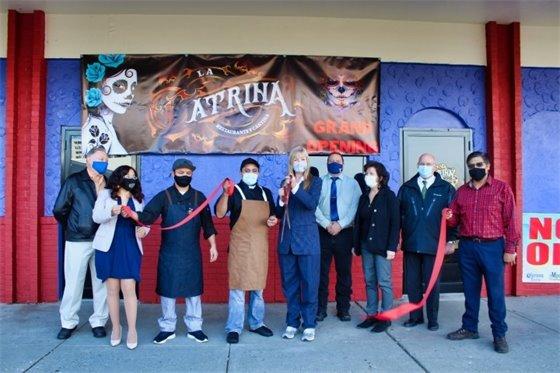 'Taste of Mexico,' La Catrina, opens in Savin Rock Plaza