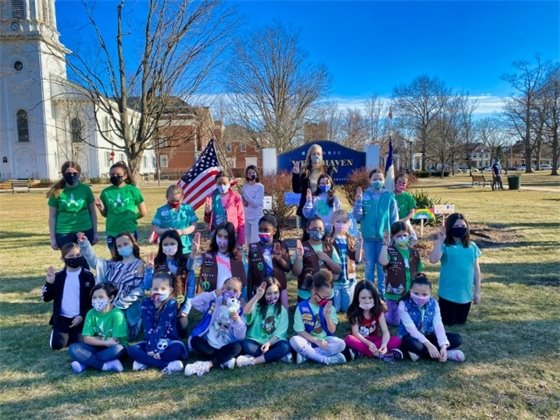 Girl Scout Day observed in West Haven