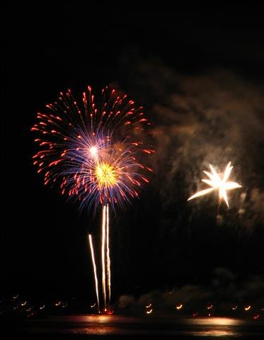 West Haven fireworks set for 9:15 p.m. July 3
