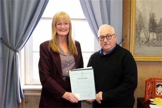 Fusco named West Haven's first poet laureate