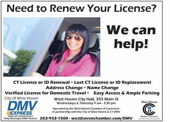 DMV Promo