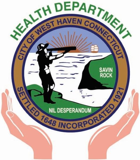 West Haven Health Department Logo (Small)