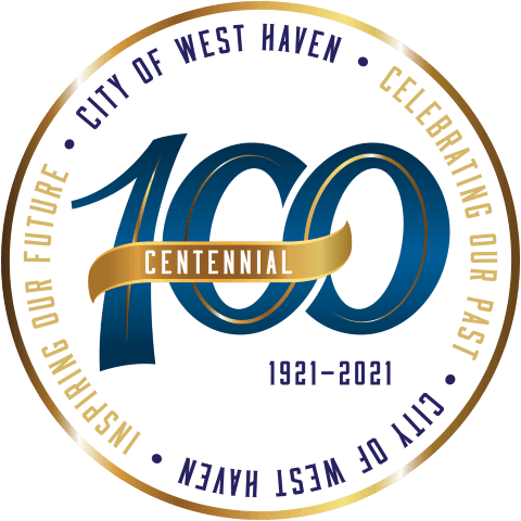 West Haven Centennial Logo for Web Modules and YouTube (Small)