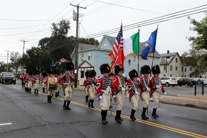 2017 Greater New Haven Columbus Day Parade