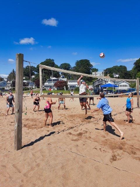Centennial Savin Rock Festival Beach Volleyball Tournament II (Small)
